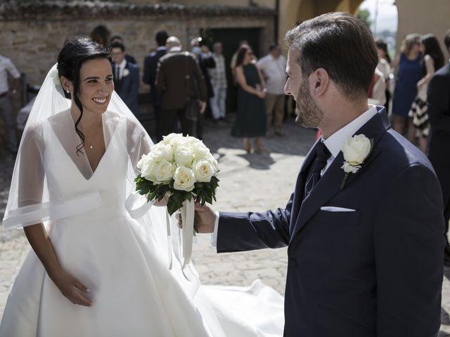 Il matrimonio di Cecilia e Eugenio a Mergo, Ancona 42