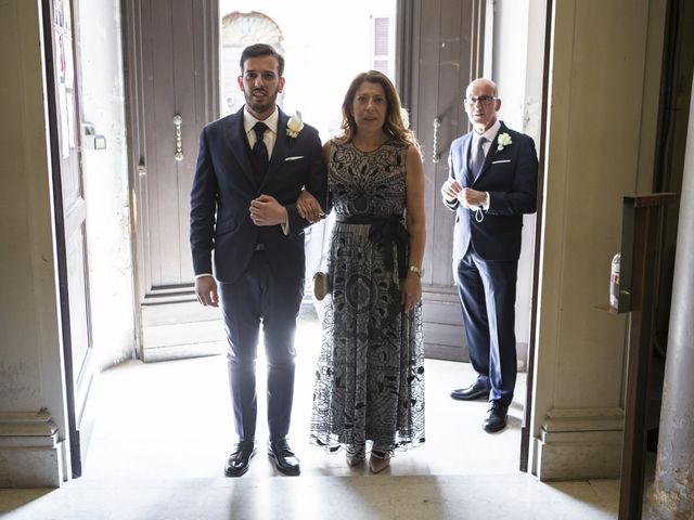 Il matrimonio di Cecilia e Eugenio a Mergo, Ancona 43
