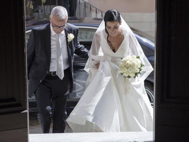 Il matrimonio di Cecilia e Eugenio a Mergo, Ancona 44