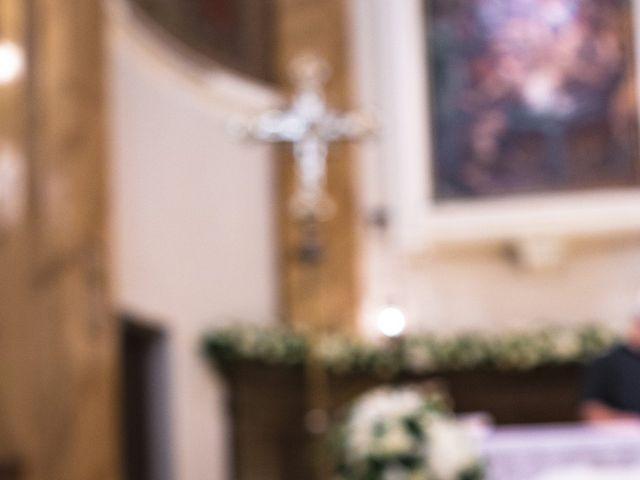 Il matrimonio di Cecilia e Eugenio a Mergo, Ancona 45