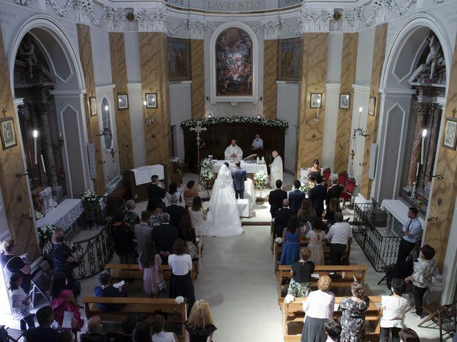 Il matrimonio di Cecilia e Eugenio a Mergo, Ancona 46