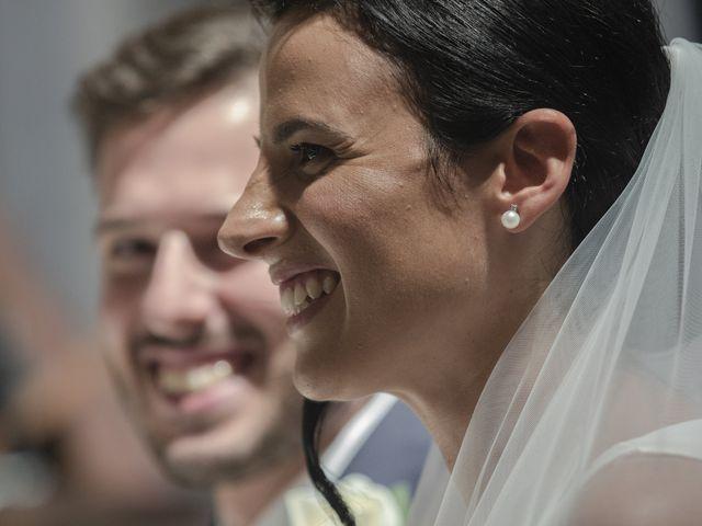 Il matrimonio di Cecilia e Eugenio a Mergo, Ancona 48