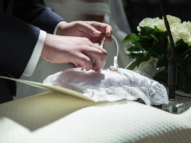 Il matrimonio di Cecilia e Eugenio a Mergo, Ancona 50