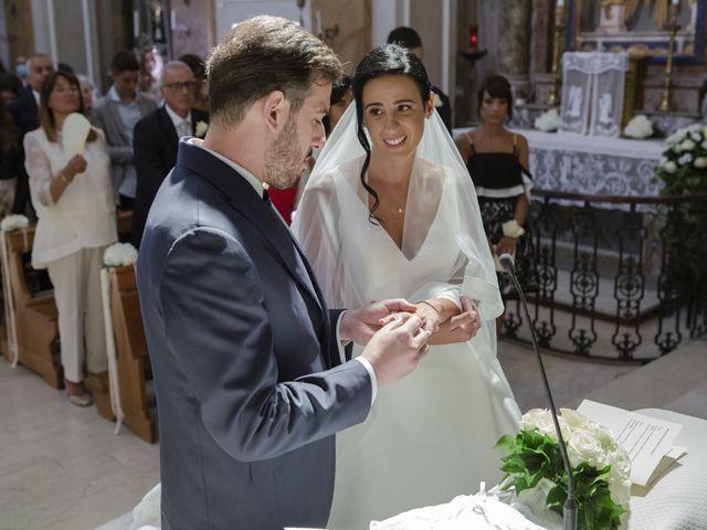 Il matrimonio di Cecilia e Eugenio a Mergo, Ancona 51