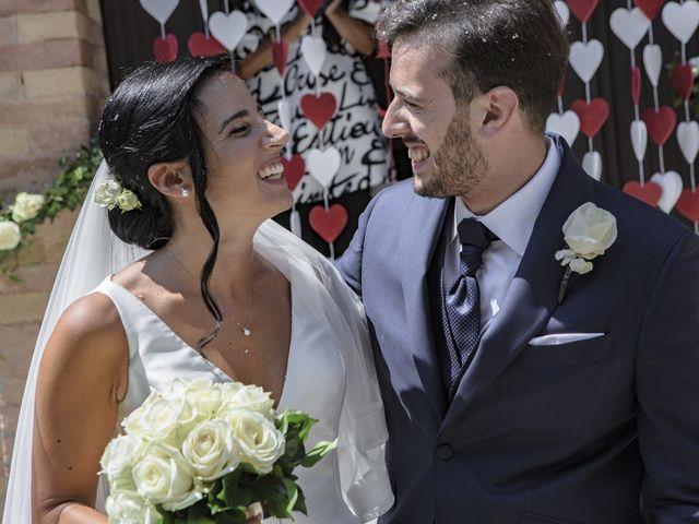 Il matrimonio di Cecilia e Eugenio a Mergo, Ancona 58