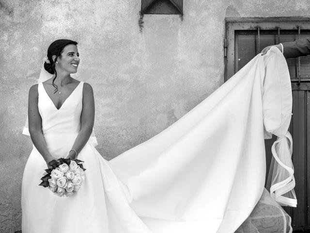 Il matrimonio di Cecilia e Eugenio a Mergo, Ancona 61