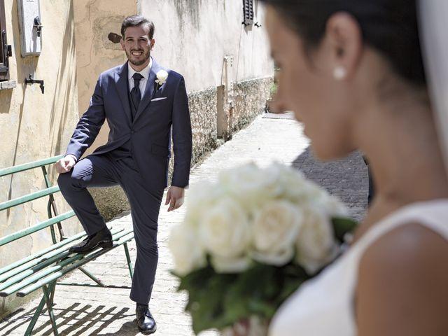 Il matrimonio di Cecilia e Eugenio a Mergo, Ancona 63