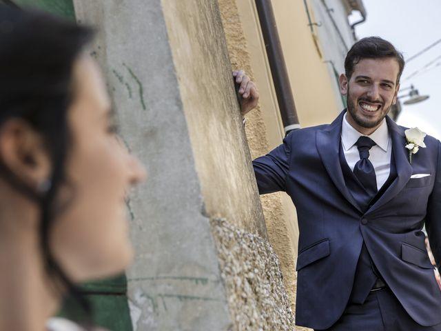 Il matrimonio di Cecilia e Eugenio a Mergo, Ancona 66