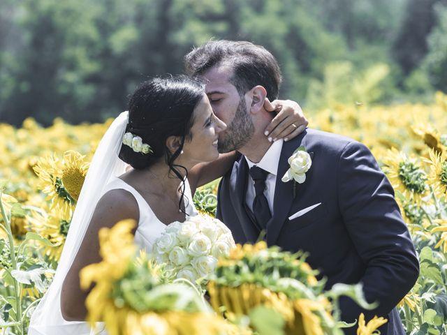 Il matrimonio di Cecilia e Eugenio a Mergo, Ancona 72