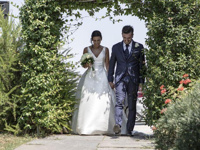 Il matrimonio di Cecilia e Eugenio a Mergo, Ancona 73