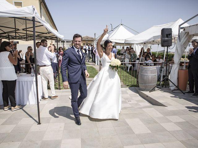 Il matrimonio di Cecilia e Eugenio a Mergo, Ancona 74
