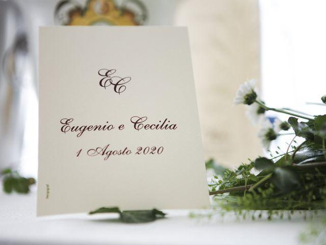 Il matrimonio di Cecilia e Eugenio a Mergo, Ancona 78