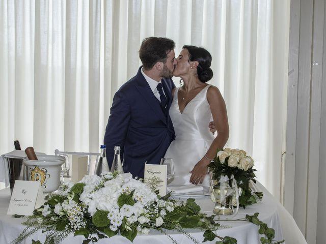Il matrimonio di Cecilia e Eugenio a Mergo, Ancona 80