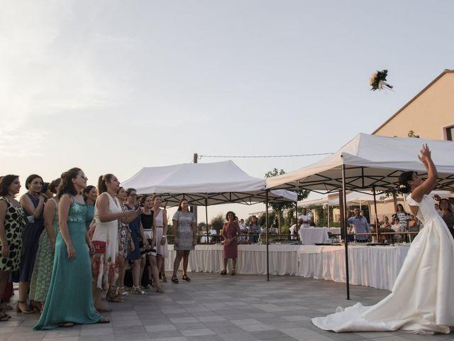 Il matrimonio di Cecilia e Eugenio a Mergo, Ancona 89