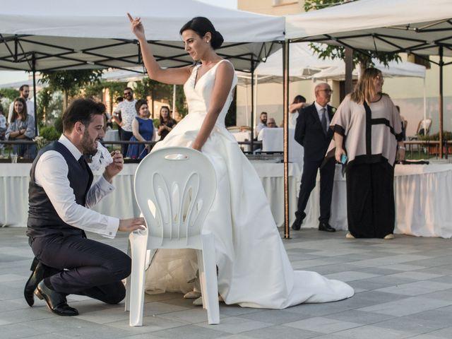 Il matrimonio di Cecilia e Eugenio a Mergo, Ancona 90
