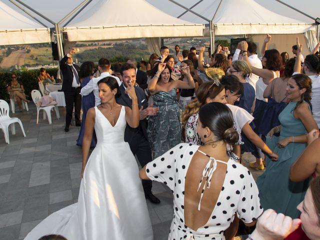Il matrimonio di Cecilia e Eugenio a Mergo, Ancona 97