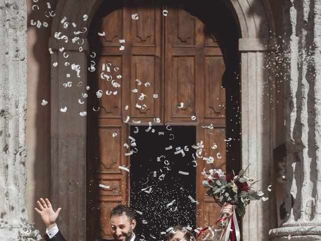 Il matrimonio di Matteo e Flavia a Assisi, Perugia 4