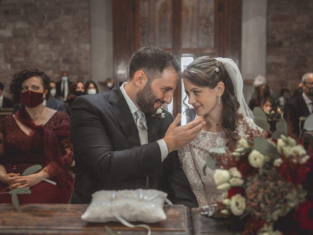 Il matrimonio di Matteo e Flavia a Assisi, Perugia 17