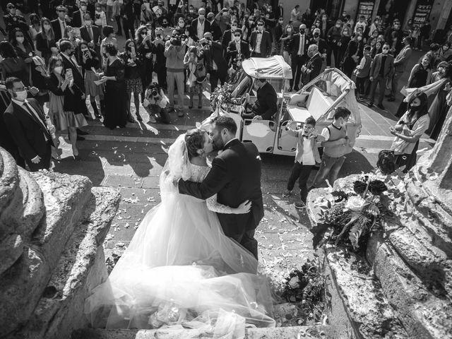 Il matrimonio di Matteo e Flavia a Assisi, Perugia 21