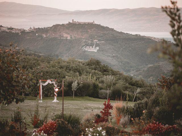 Il matrimonio di Matteo e Flavia a Assisi, Perugia 24
