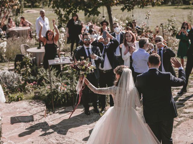 Il matrimonio di Matteo e Flavia a Assisi, Perugia 27
