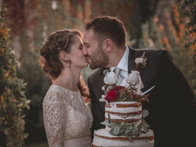 Il matrimonio di Matteo e Flavia a Assisi, Perugia 33