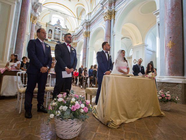 Il matrimonio di Francesco e Pamela a Roma, Roma 8