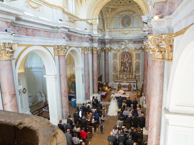 Il matrimonio di Francesco e Pamela a Roma, Roma 12
