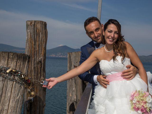 Il matrimonio di Francesco e Pamela a Roma, Roma 2