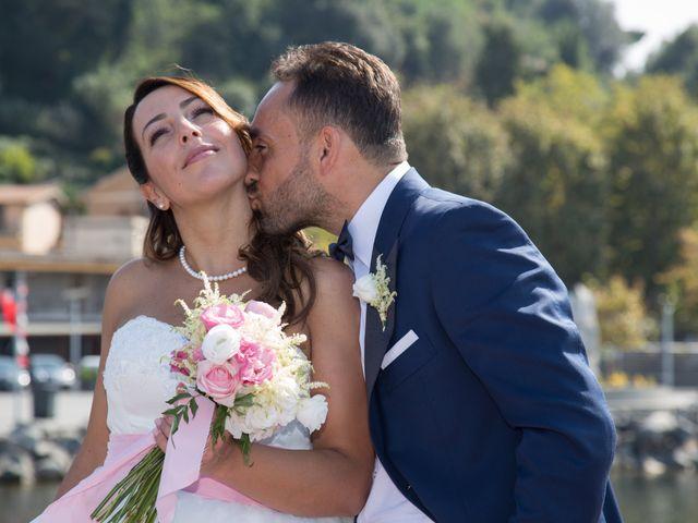Le nozze di Pamela e Francesco