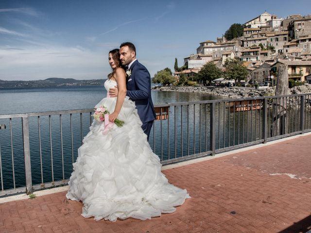 Il matrimonio di Francesco e Pamela a Roma, Roma 1