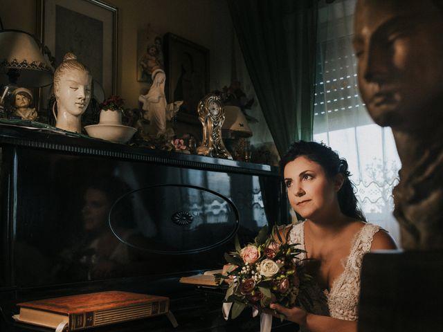 Il matrimonio di Pierluca e Luisamaria a Priverno, Latina 9
