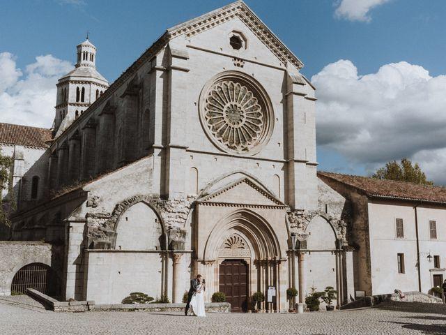 Il matrimonio di Pierluca e Luisamaria a Priverno, Latina 1