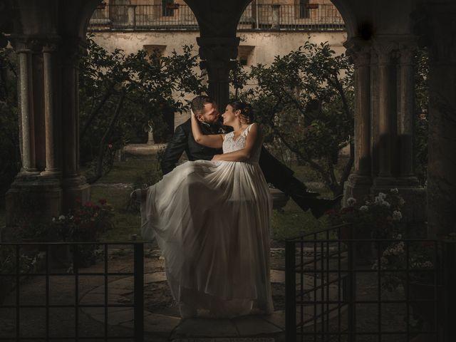 Le nozze di Luisamaria e Pierluca