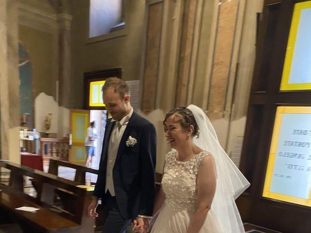 Il matrimonio di Giulio e Greta a Rovellasca, Como 3