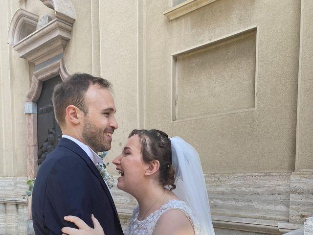 Il matrimonio di Giulio e Greta a Rovellasca, Como 1
