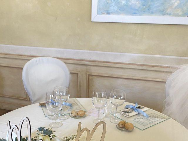 Il matrimonio di Giulio e Greta a Rovellasca, Como 5