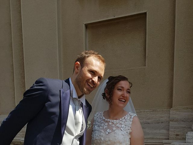 Il matrimonio di Giulio e Greta a Rovellasca, Como 2