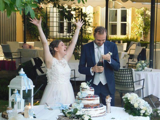 Il matrimonio di Giulio e Greta a Rovellasca, Como 6