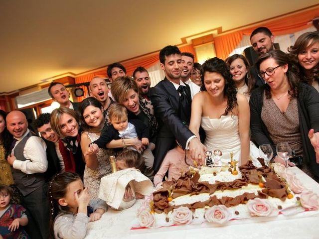 Il matrimonio di Claudia e Alessandro a Lanzo Torinese, Torino 2