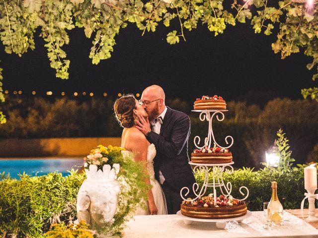 Le nozze di Cettina e Giorgio