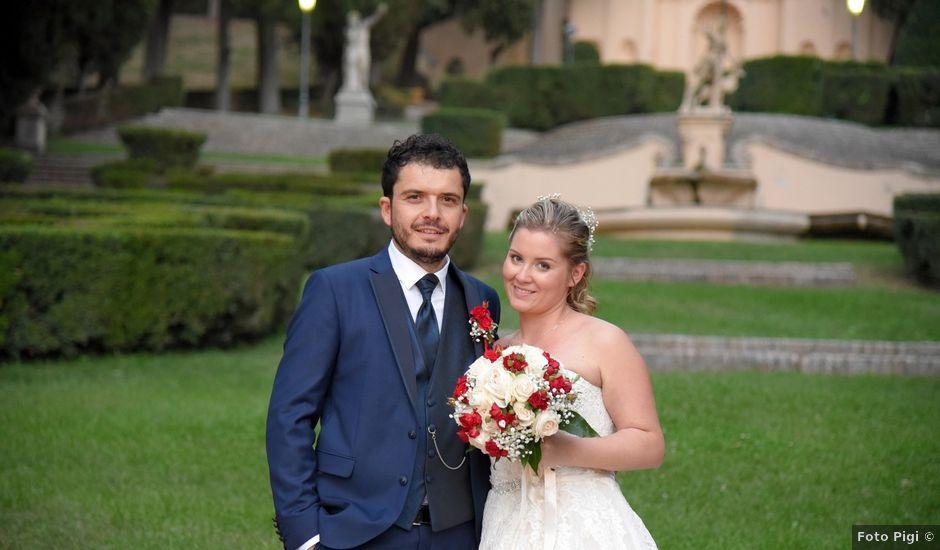 Il matrimonio di Nicola e Silvia a Spello, Perugia