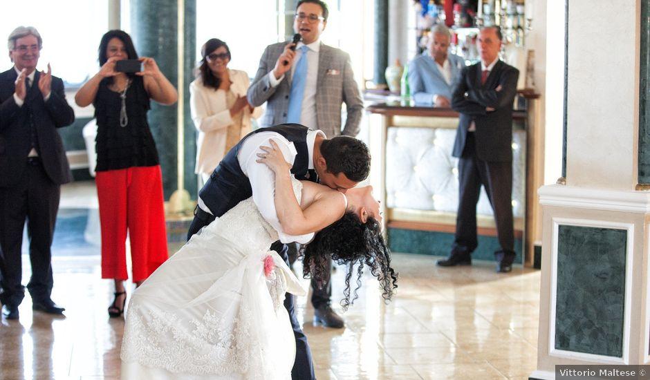 Il matrimonio di Salvo e Paola a Catania, Catania