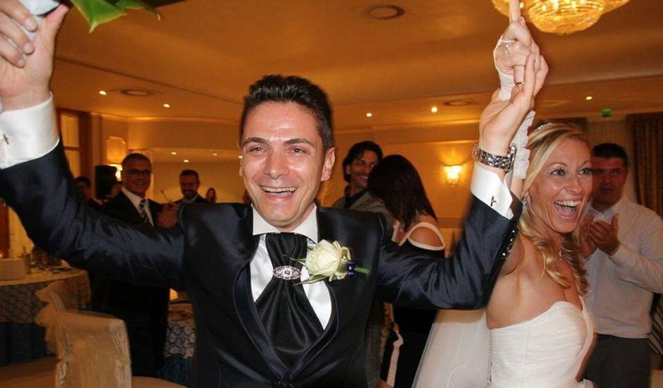Il matrimonio di Simona e Fabio  a Agugliano, Ancona