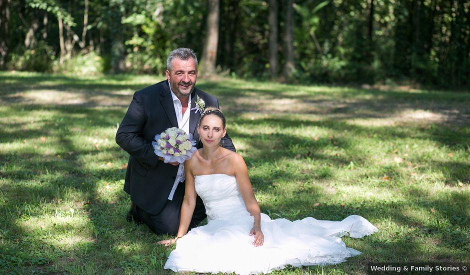 Il matrimonio di Luigi e Noemi a Vigevano, Pavia