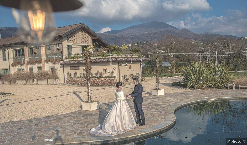 Il matrimonio di Stefano e Alice a Almenno San Bartolomeo, Bergamo