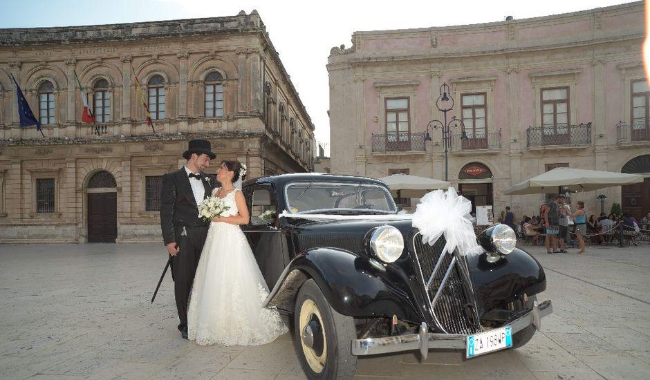 Il matrimonio di Sonia e Francesco a Siracusa, Siracusa