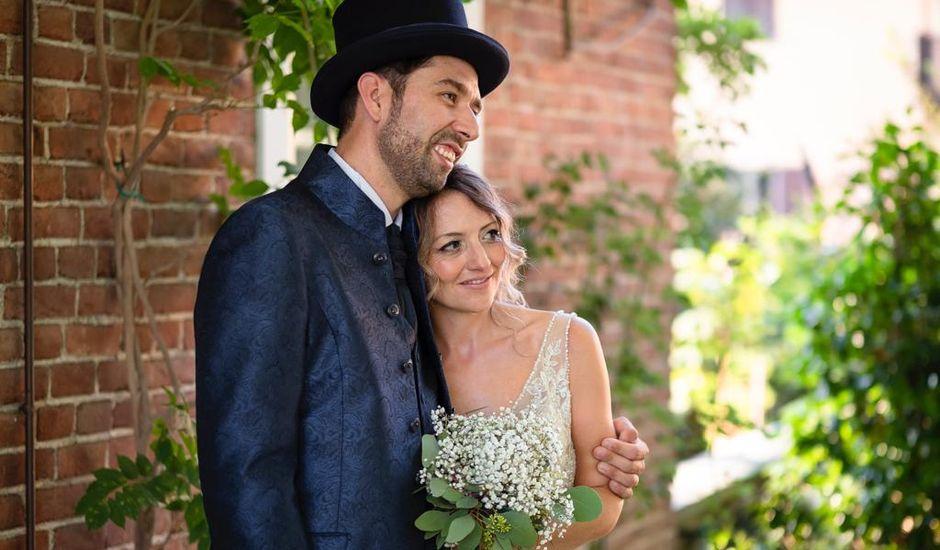 Il matrimonio di Sabrina e Marco a Cavour, Torino
