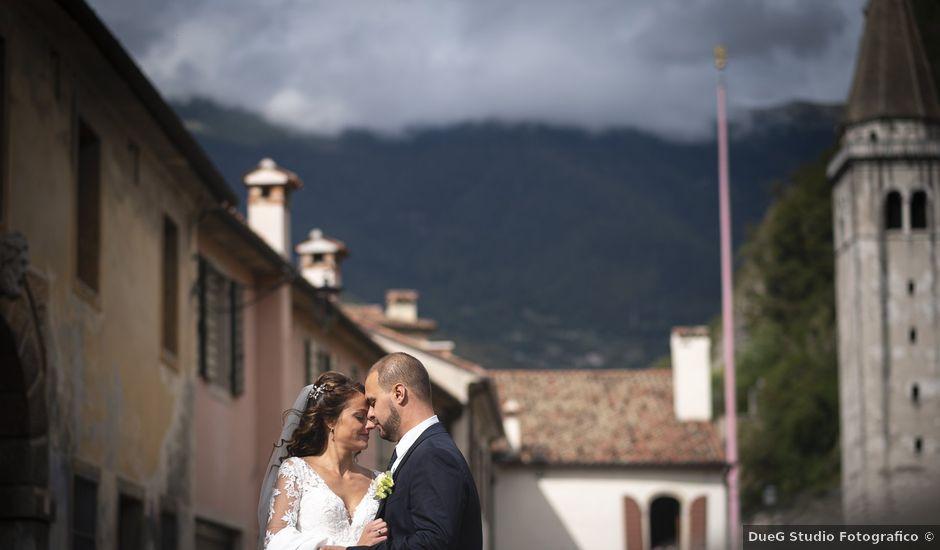 Il matrimonio di Alberto e Benedetta a Vittorio Veneto, Treviso