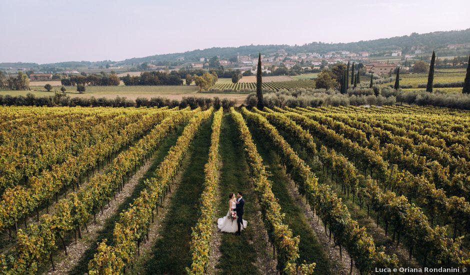 Il matrimonio di Alessio e Carola a Corte Franca, Brescia